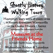 Museum Conducts Ghostly History Tours