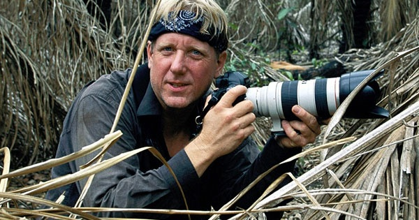 National Geographic Live: Steve Winter