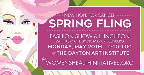 New Hope For Cancer Spring Fling Fashion Show