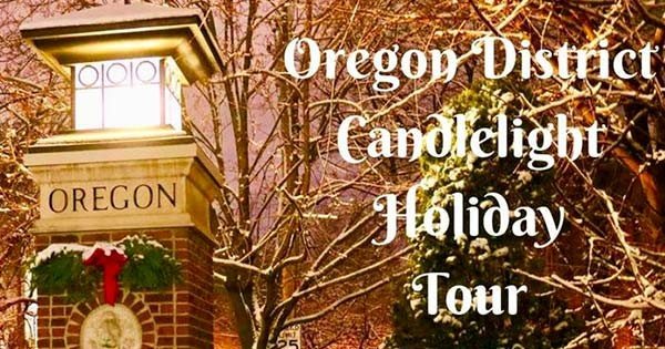 Oregon Historic District Candlelight Holiday Tour