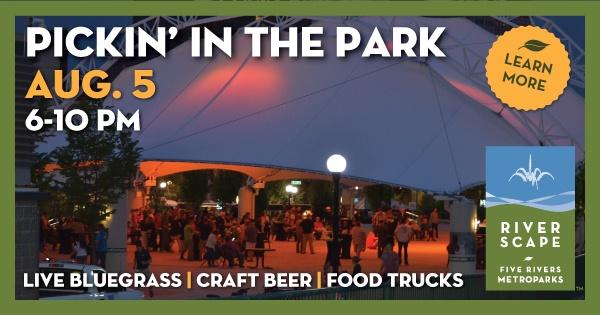 Pickin in the Park & Food Trucks