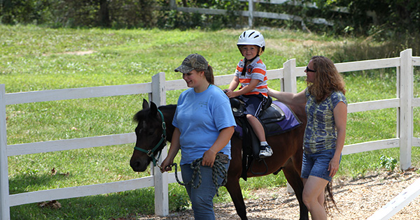 Pony Rides at Carriage Hill Farm