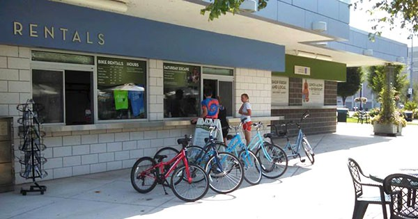 Riverscape Bike Rentals