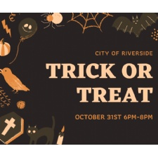 Riverside Ohio Trick or Treat