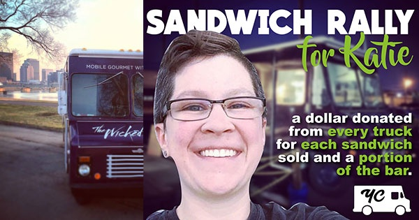 Rally for Katie in support of The Wicked 'Wich Food Truck