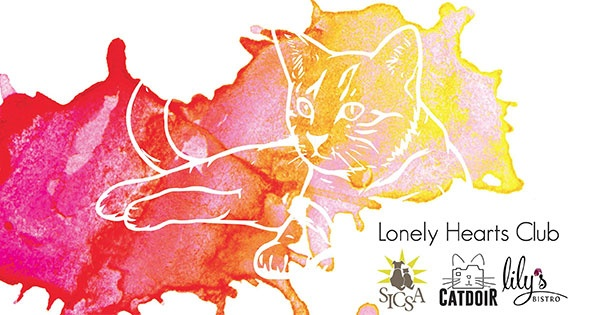 Lily's Bistro Host Lonely Hearts Club in Benefit of SICSA