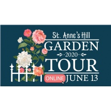 St. Anne's Hill Historic Virtual Home and Garden Tour 2020