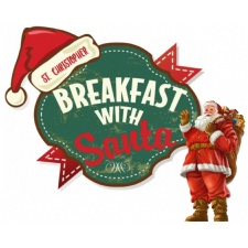 St. Christopher Breakfast with Santa