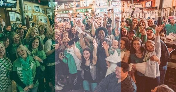 St. Patricks Day at The Pub