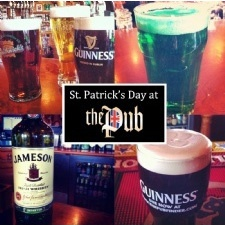 St. Patricks Day at The Pub