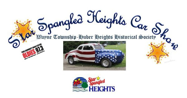Star Spangled Heights Car Show