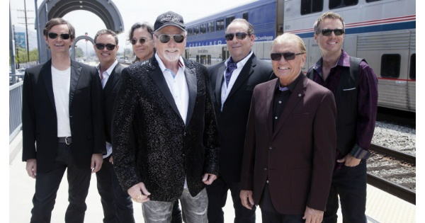 The Beach Boys at The Rose