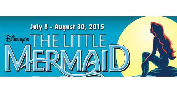 The Little Mermaid at La Comedia