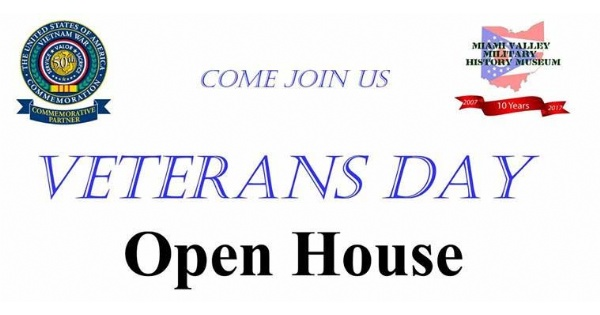 The Miami Valley Military History Museum Open House