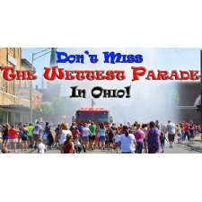 The Wettest Parade - Franklin Ohio