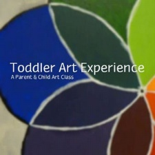 Toddler Art Adventure - A Parent & Child Art