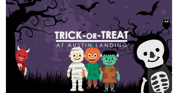 Trick or Treat at Austin Landing