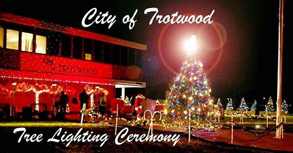 Trotwood Christmas Tree Lighting