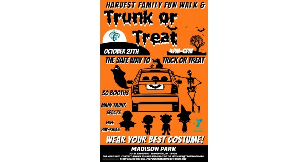 Trotwood Family Trunk or Treat