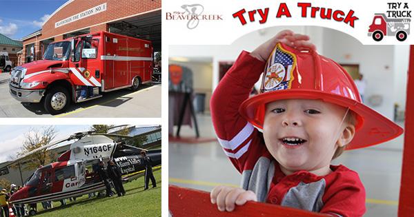 Try a Truck in Beavercreek!