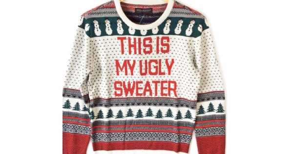 Wild Axe Ugly sweater part-tayyyy