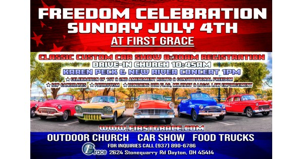 Freedom Celebration 2021 At First Grace
