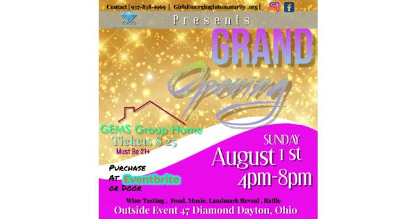 GEMS Group Home Inc. Grand Opening