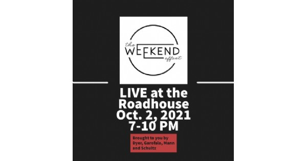 The Weekend Effect LIVE at the Roadhouse - canceled