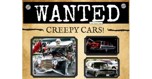 Creepy Car Show