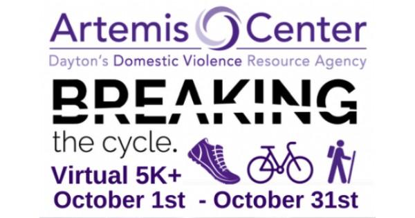 Artemis Center's Breaking the Cycle Virtual 5k