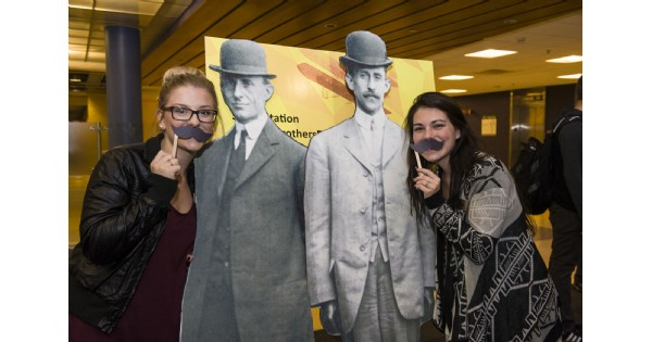 Wright Brothers Day - Oct. 5th (at Wright State)