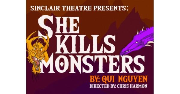 Sinclair's She Kills Monsters