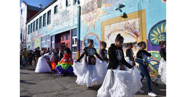 Dia de Muertos - Day of the Dead Parade and Celebration