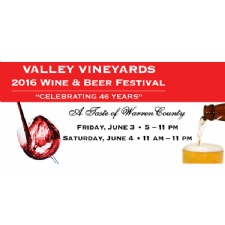 Valley Vineyards Wine & Beer Festival