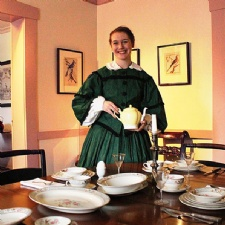 Victorian Afternoon Teas at Patterson Homestead