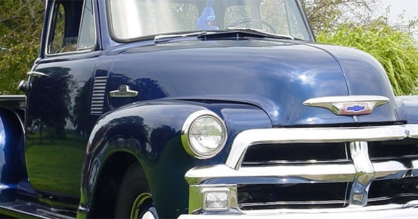 Annual Vintage Truck Show at Youngs - canceled