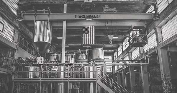 Warped Wing Brewery Tours