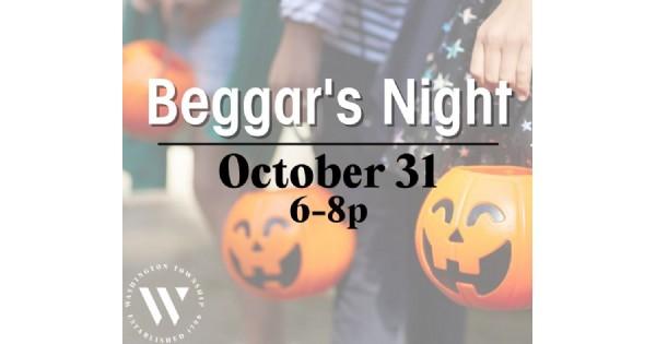Washington Township Beggars Night