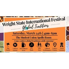 Wright State International Festival