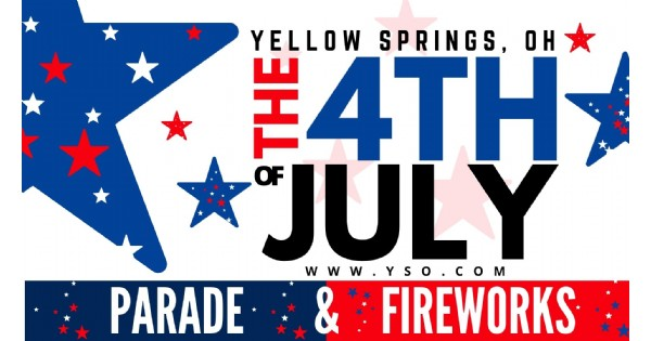 Yellow Springs 4th of July Parade & Fireworks