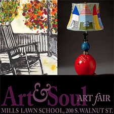 Art & Soul: A Yellow Springs OHIO Art Fair