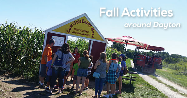Fall Activities Around Dayton Ohio