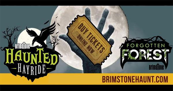 Brimstone Haunted Hayride