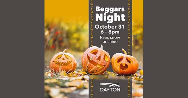 Dayton - City of Dayton Trick or Treat