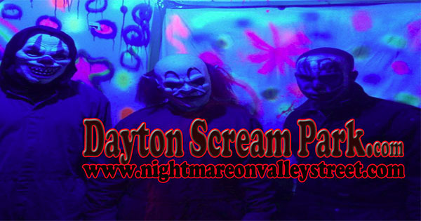 Dayton Scream Park ohio