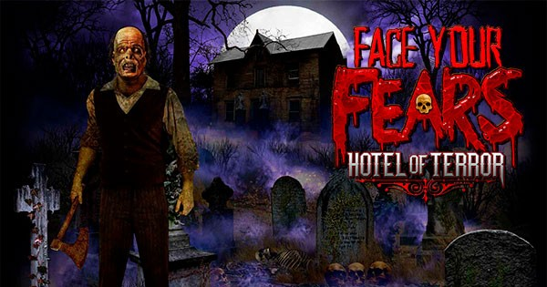 Face Your Fears: Hotel of Terror