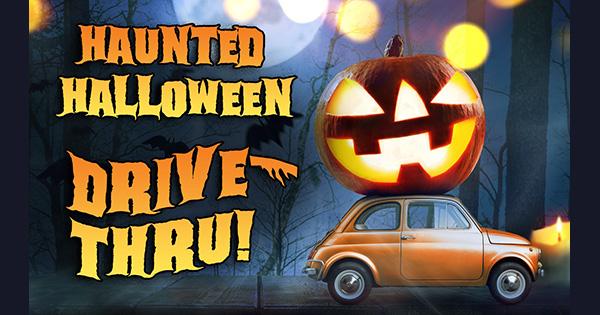 Haunted Halloween Drive-Thru