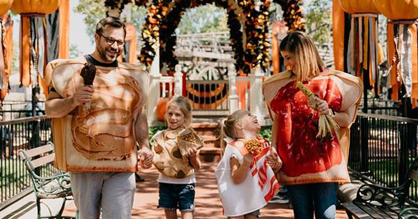 Kings Island Tricks & Treats Fall Fest 2020