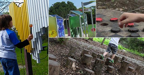 10 Amazing Playgrounds around Dayton