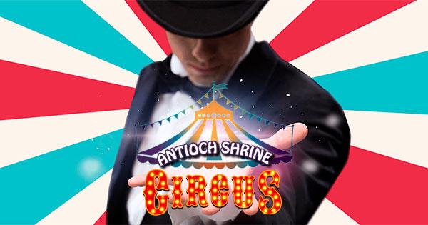 Antioch Shrine Circus 2019